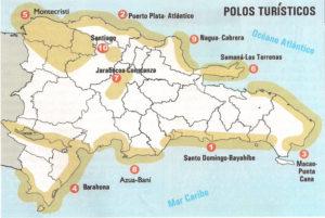 , Potenciadores en el turismo dominicano