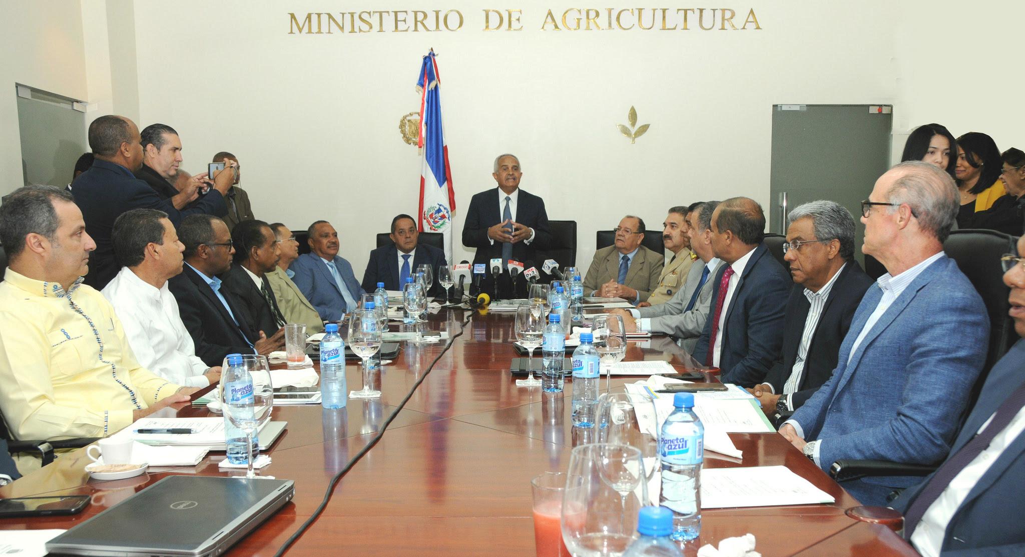 , Ministerio de Agricultura reactiva diálogo de seguimiento políticas públicas en agropecuaria