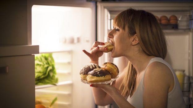 , Causa por la que comes más cuando estás triste o angustiado