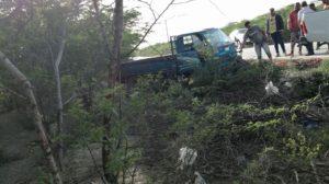 , Usuarios de la vida de comunicación terrestre entre Cabral y Duvergé demandan servicio de seguridad vial.