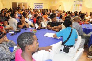 , Plan International en la República Dominicana rindió cuentas 2014-2018.