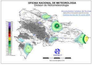 , Se calma la sequía; Polo registró 22.9 mm. De lluvias en la noche de ayer