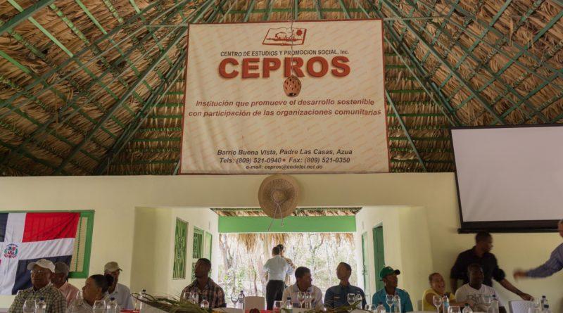 El CEPROS reclama mejores condiciones de vida para los campesinos