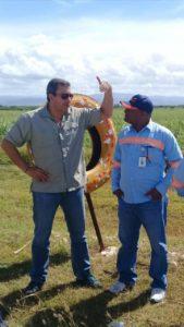 , CAC colabora con EDESUR para instalar subestación