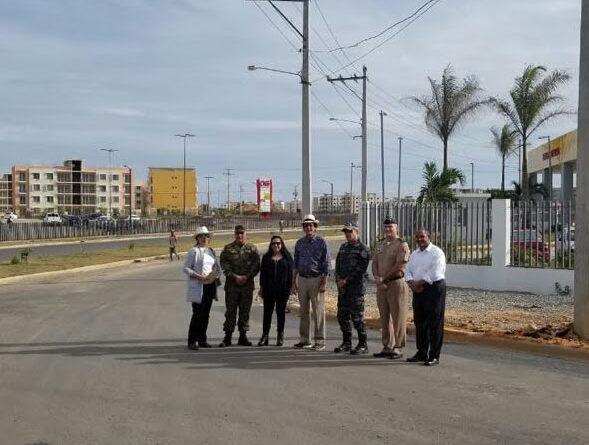 Ciudad Juan Bosch será incluida en planes vivienda Fuerzas Armadas y Policía Nacional
