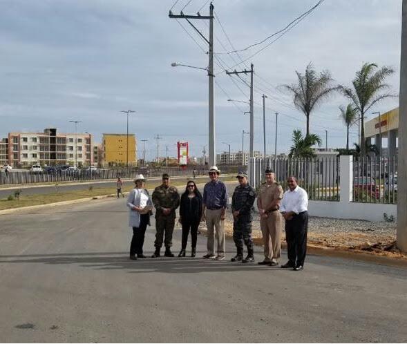 , Ciudad Juan Bosch será incluida en planes vivienda Fuerzas Armadas y Policía Nacional