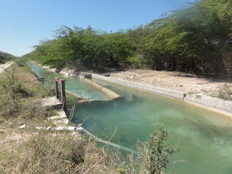 , Agricultores de Paraíso obstruyen el agua del Canal Nizaito por falta de pago del Prodevaj