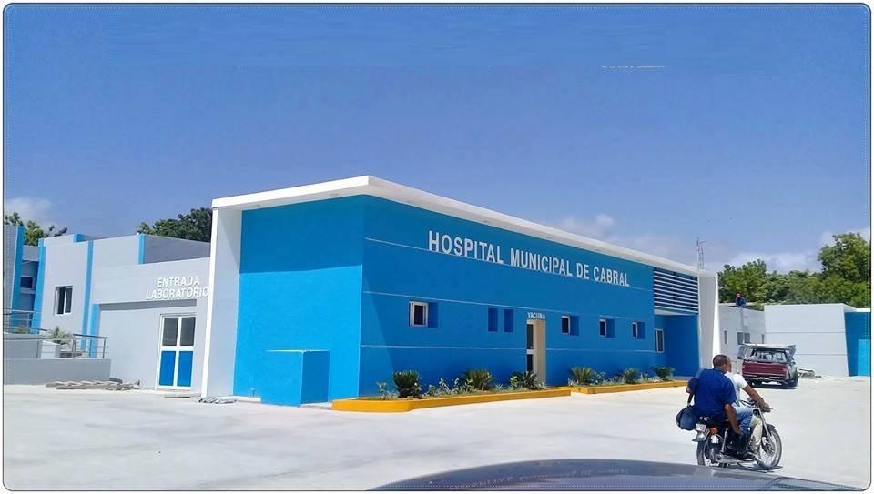 , Más de 43 mil personas se beneficiarán con el nuevo hospital Municipal de Cabral, dejado inaugurado por Danilo Medina