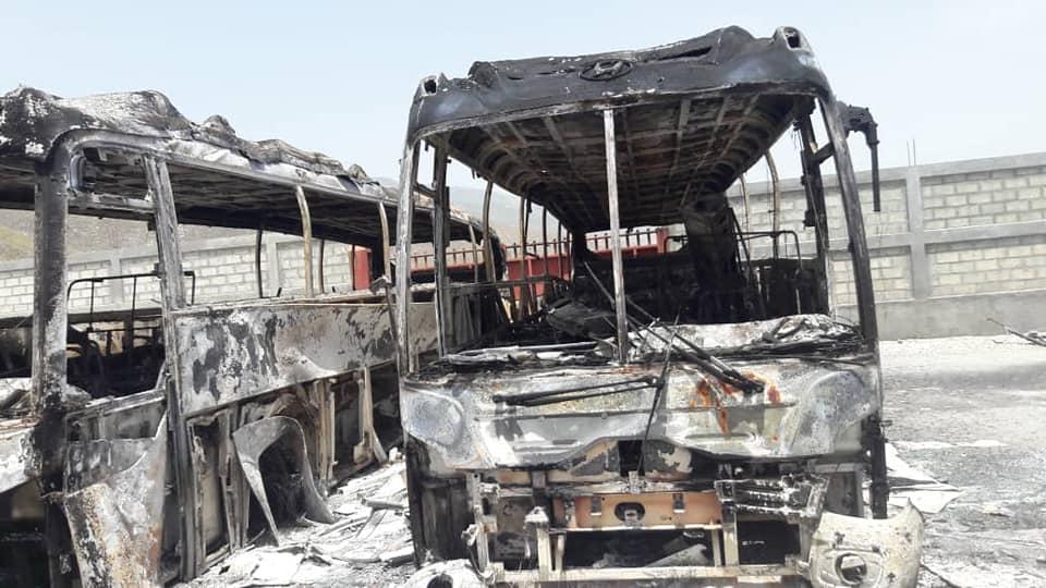 , Crisis en Haití afecta mercado binacional; queman puestos de aduanas de Malpasse.