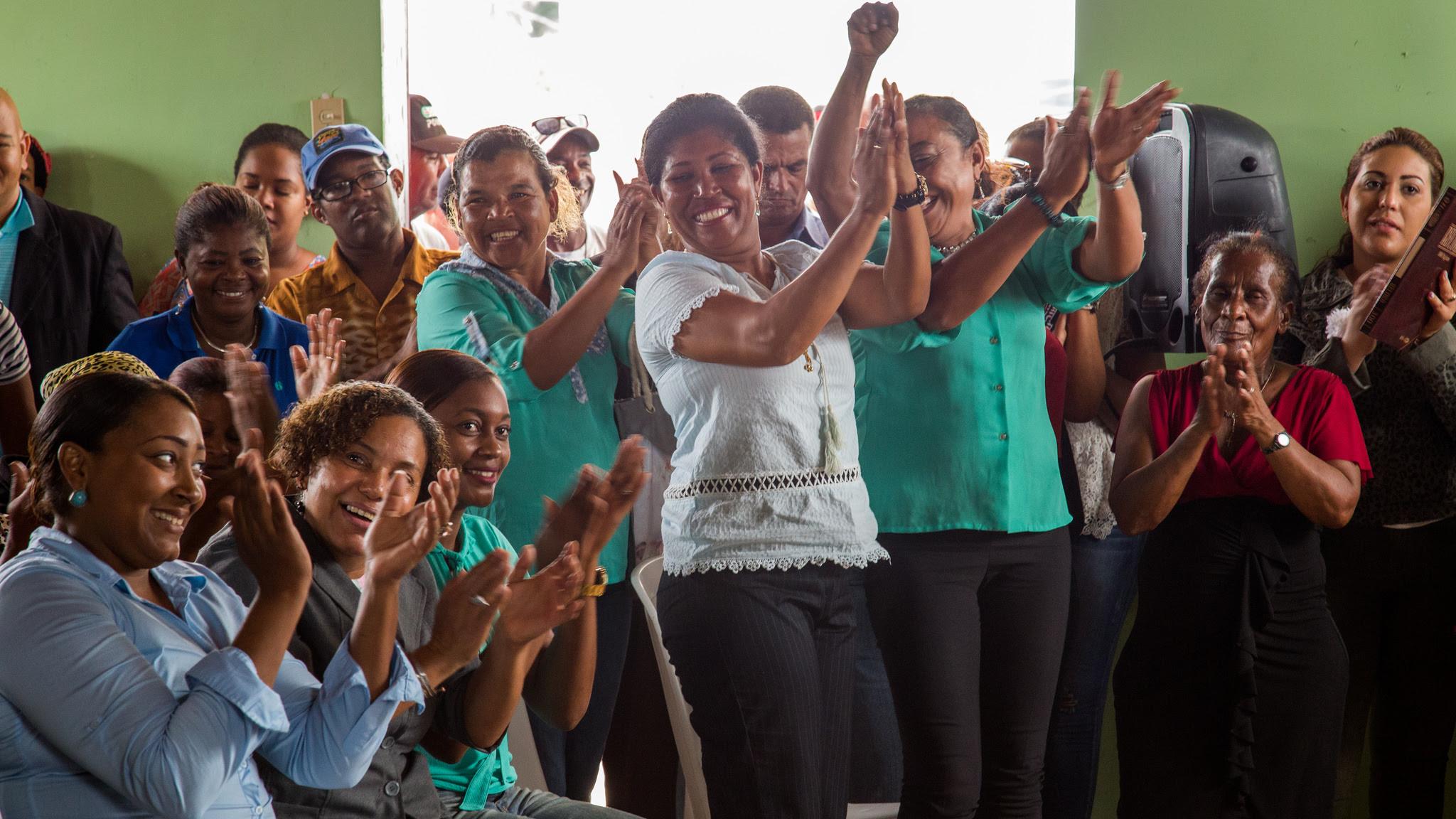 , Gobierno hará trabajo integral educativo, productivo y social en San José de Los Llanos