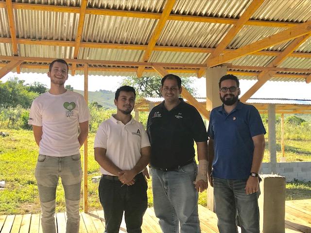 , Proyecto Caprino de La Guázara recibe equipos de ordeño y capacitación