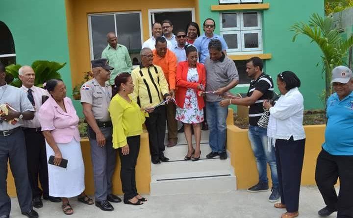 Inauguran Casa de la Cultura en Polo