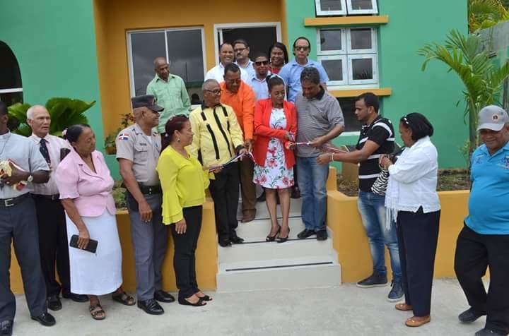 , Inauguran Casa de la Cultura en Polo