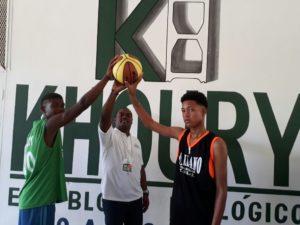 , Inicia Exitosamente II Torneo de Baloncesto Copa Khoury 2018