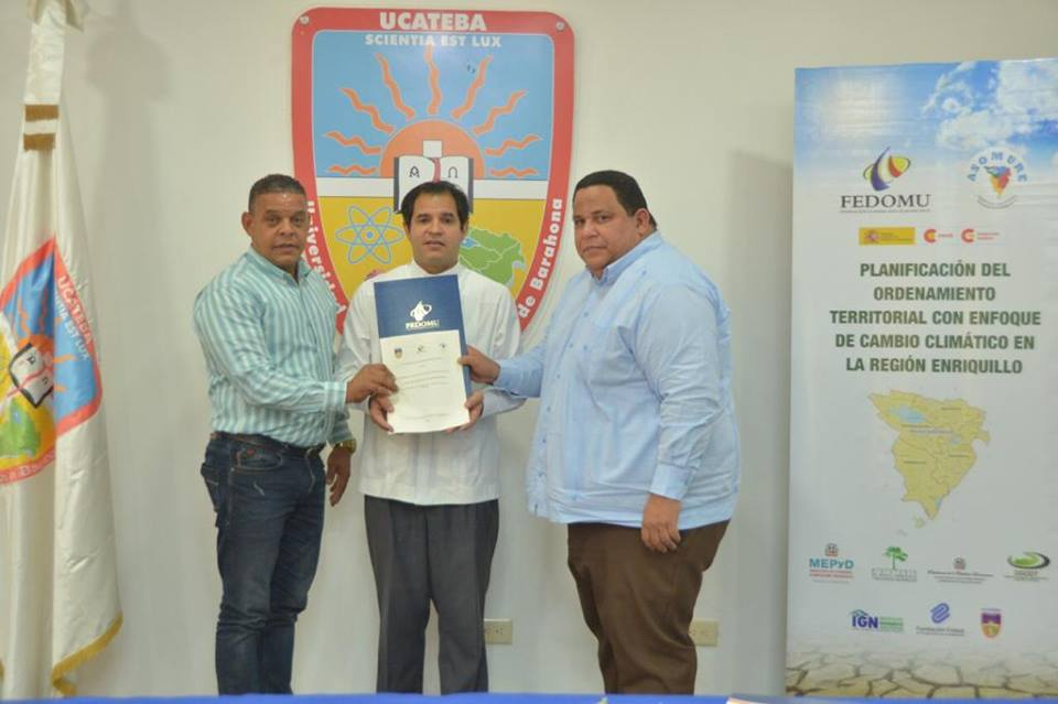 , Entidades firman convenio para capacitar cabildos en planificación y ordenamiento territorial