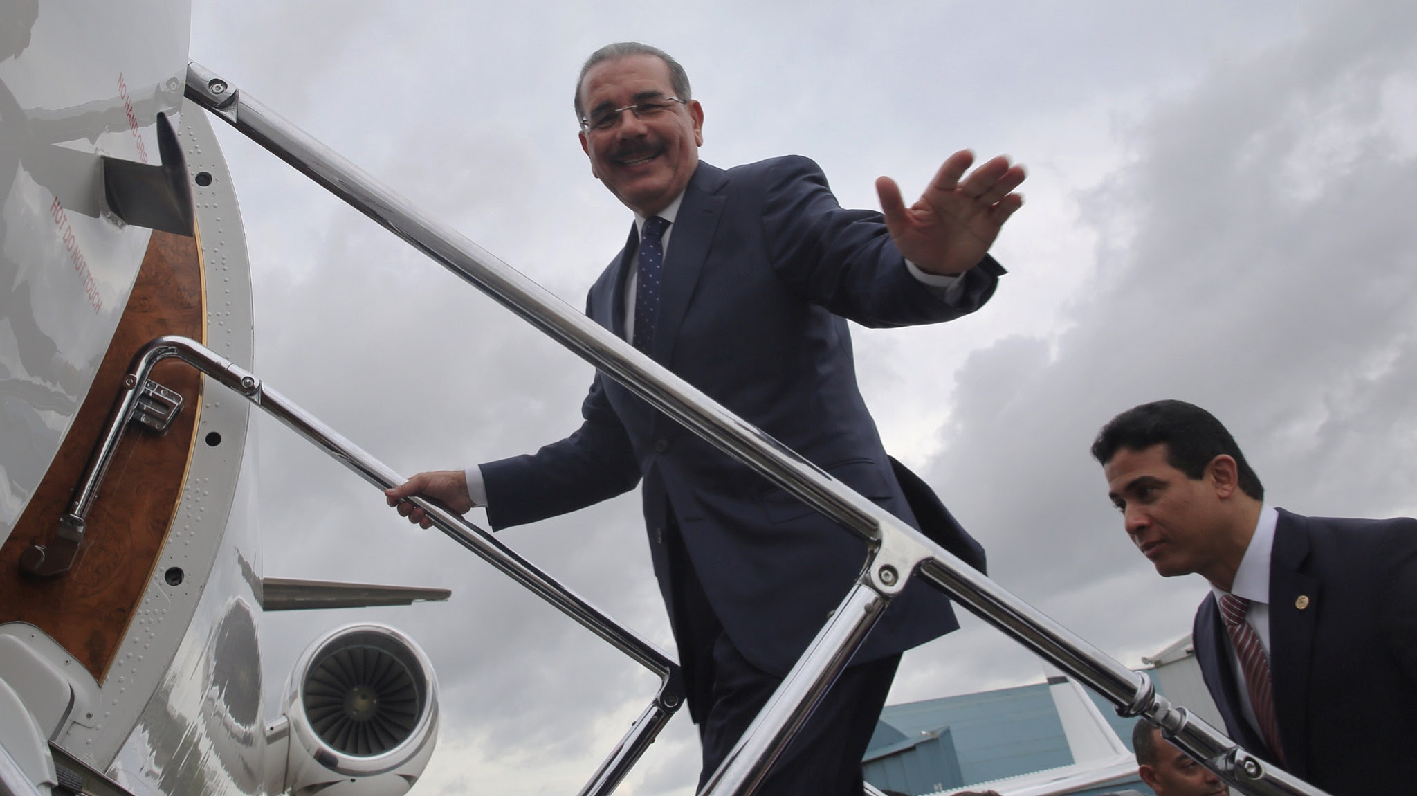 Danilo Medina saldrá mañana hacia República Popular China