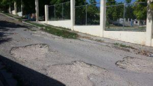 , En Cabral aún esperan obras públicas cumpla anuncio de asfaltado