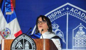 , Rectora Emma Polanco dice UASD necesita presupuesto de RD$12 mil millones