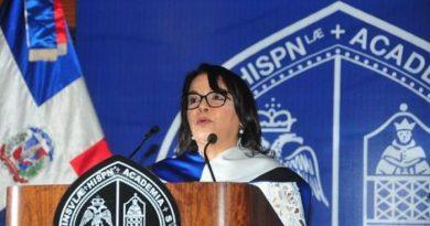 Rectora Emma Polanco dice UASD necesita presupuesto de RD$12 mil millones