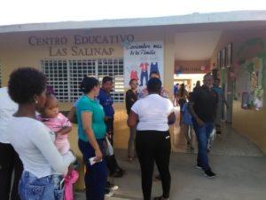 , Escuela de Salinas realiza actividades por mes de la familia