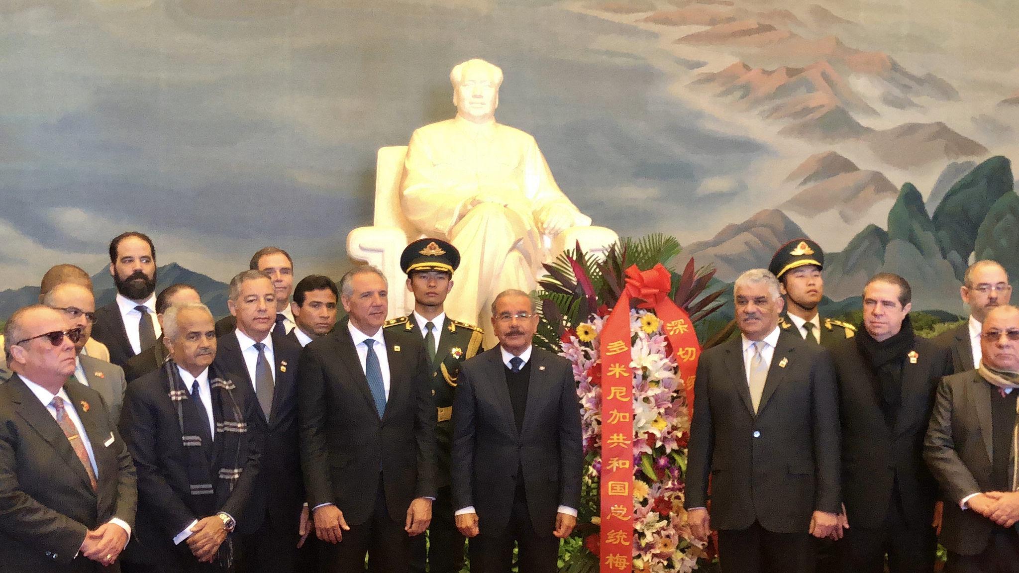 Mausoleo Mao Zedong