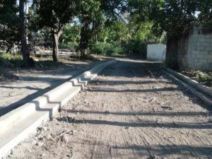 , Tamayo y su sueño de ver asfaltada sus calles a punto de perder la paciencia.