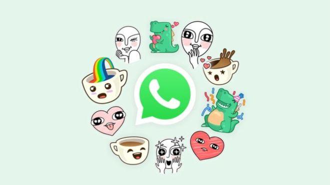 WhatsApp tiene nuevos stickers