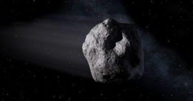 Tres enormes asteroides rozarán la tierra