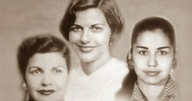 La tragedia de las hermanas Mirabal dio origen al día mundial de la No violencia contra la mujer