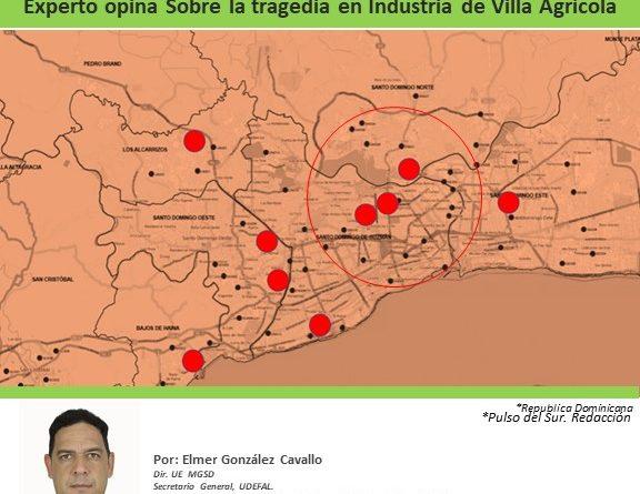 Arquitecto Urbanista opina sobre la tragedia en Industria de Villa Agrícola