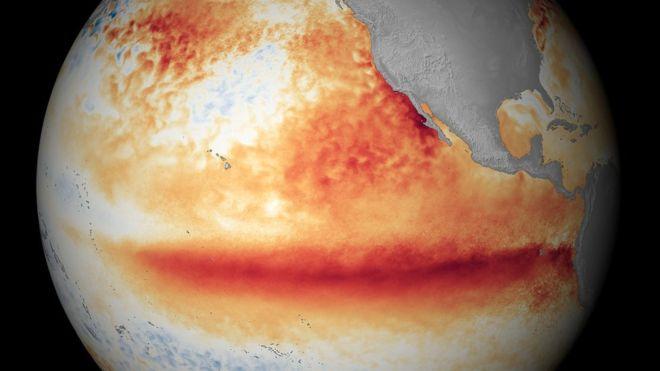 , Alerta sobre el regreso del fenómeno meteorológico el Niño en los próximos 3 meses
