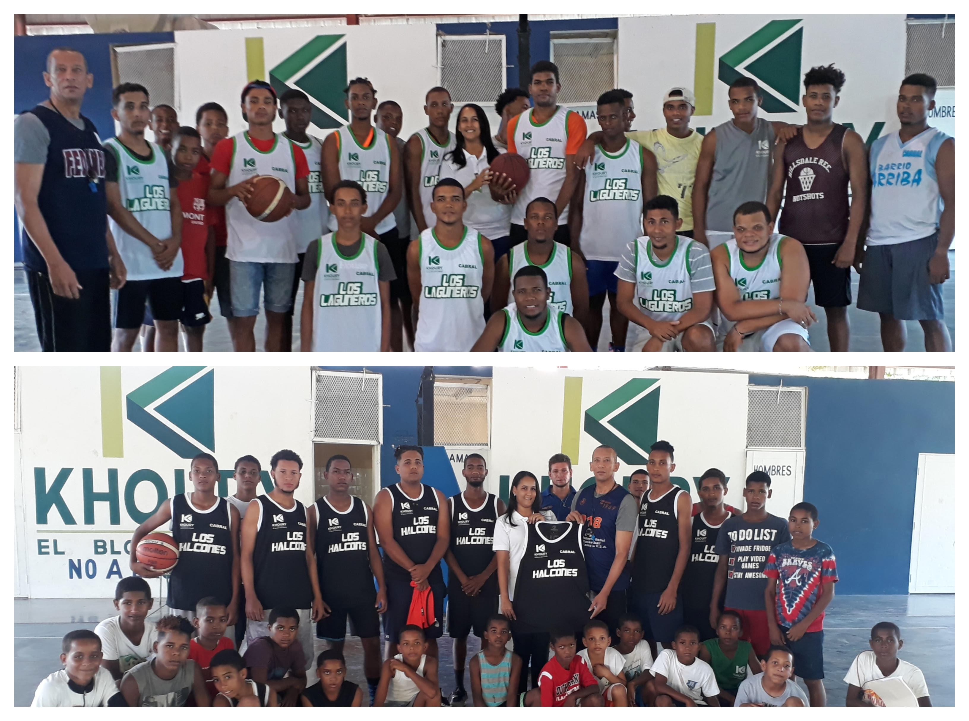 Khoury Industrial Aporta a la celebración Torneo Sub-25 Baloncesto
