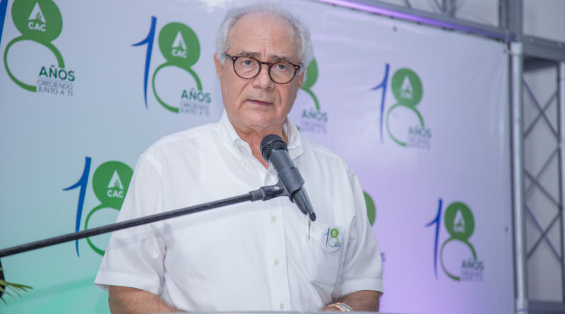 Virgilio Pérez Bernal González, presidente del CAC