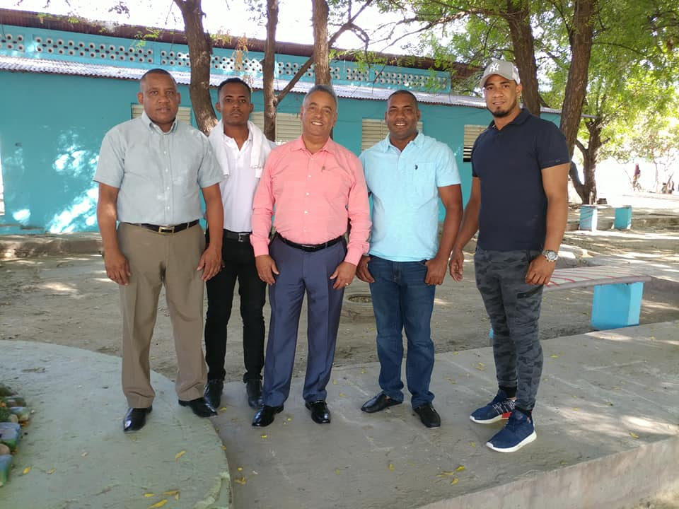Fundación Refidonsa, ONGs, anuncia donara equipos para habilitación de área infantil en parque