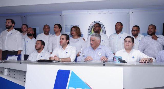 , 25% de precandidaturas del PRD serán para jóvenes