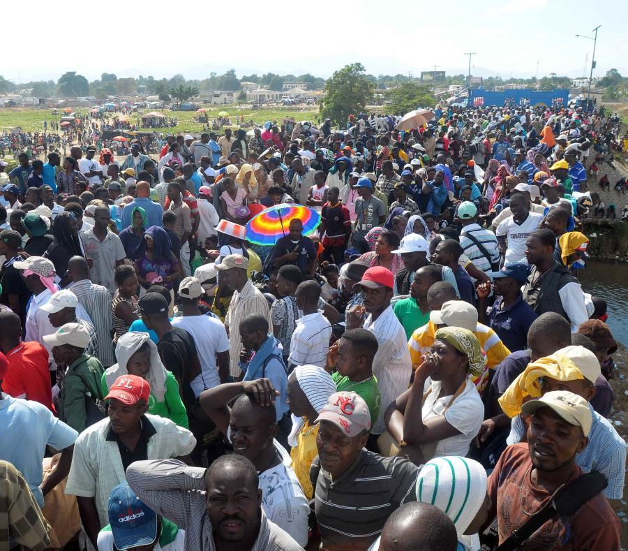 La población extranjera residente en suelo dominicano asciende a 847,979 personas