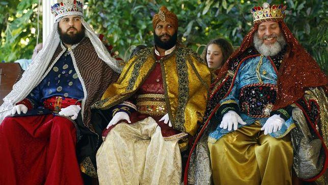 La tradición de los Reyes Magos