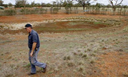 Australia se sofoca por el calor extremo