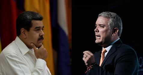 , Maduro rompe relaciones diplomáticas con Colombia y da 24 horas a sus diplomáticos para que abandonen el país