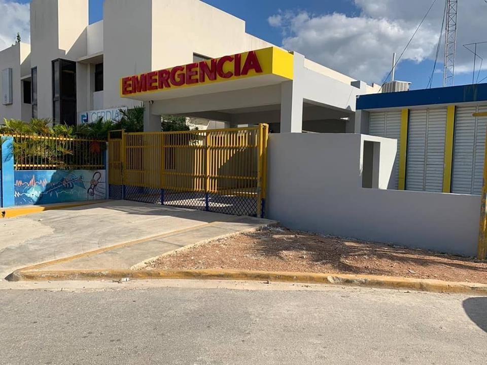 , El Servicio Nacional de Salud (SNS) recibió este sábado la obra física del área Materno- Infantil del hospital Francisco A. Gonzalvo de La Romana.