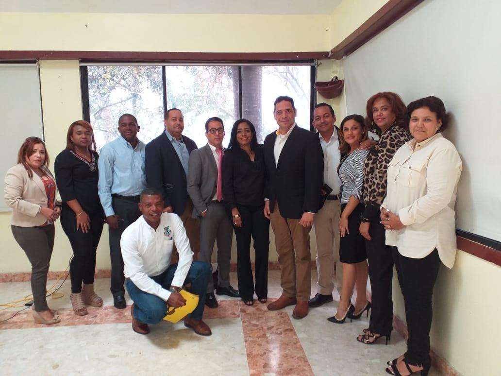 , Se realiza lanzamiento de la Mesa Metropolitana de Ordenamiento Territorial y Planeamiento Urbano, MMOTPU del Gran Santo Domingo