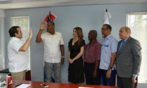 PRM Juramenta presidente del PRD en Los Patos Barahona