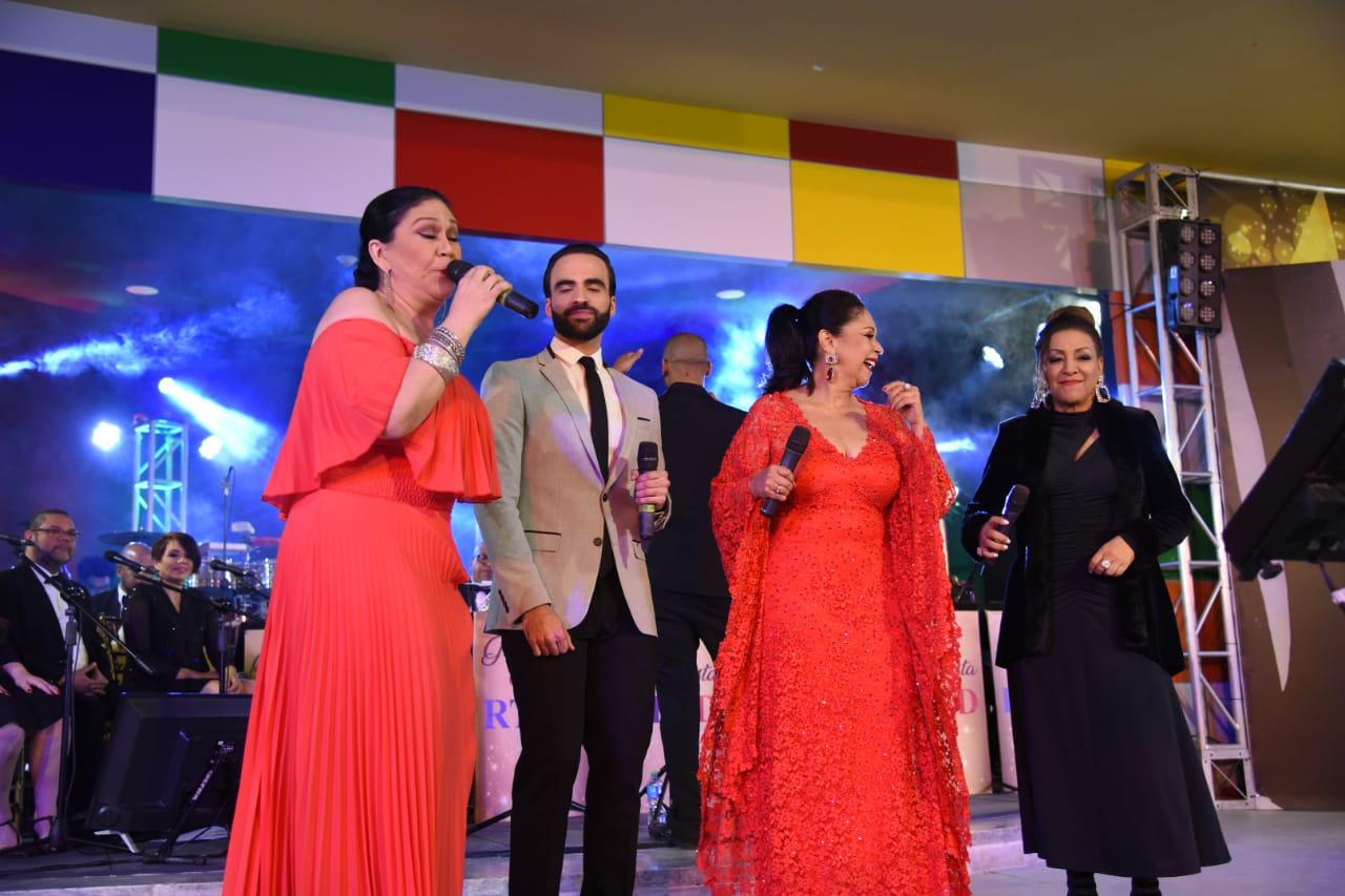 """, ¡Ellas por Casandra! Certv celebra con concierto 100 años del natalicio de """"La Soberana"""""""