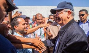 Visita Sorpresa de Danilo Medina reactivará producción agrícola en El Peñón y Pescadería