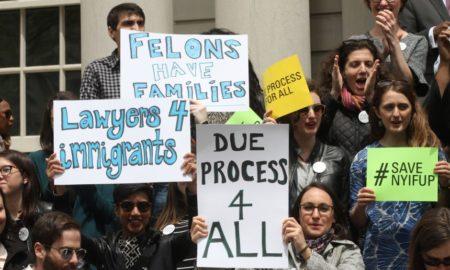 Activistas de NYC piden más fondos para defender a inmigrantes