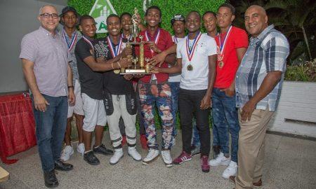CAC realiza premiación de Torneo Comunitario de Básquetbol Las Salinas 2019