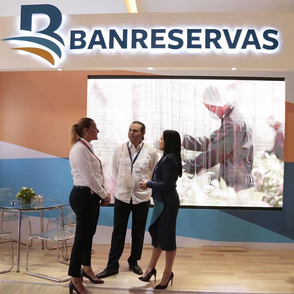 , Banreservas respalda DATE 2019 con oferta de servicios financieros