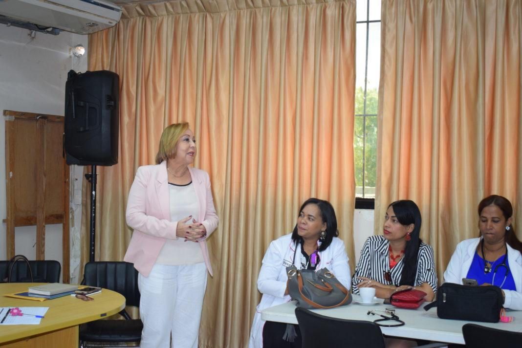 , Regional IV del Servicio Nacional de Salud realiza jornada de socialización de protocolos clínicos para manejo Neonatal.
