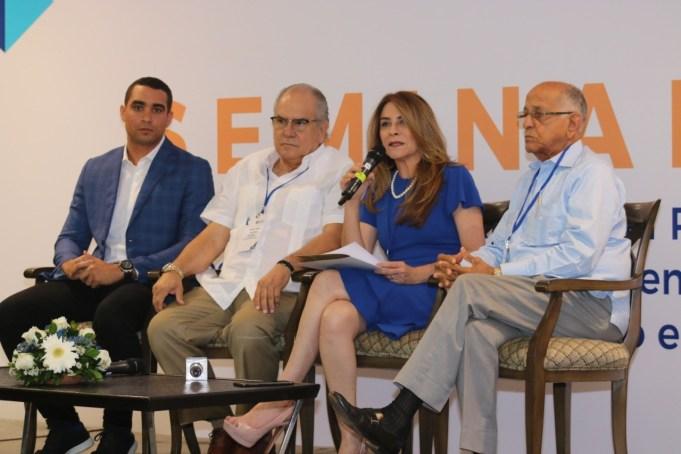 , Carolina Mejía invita partidos y organismos internacionales acompañar proceso electoral dominicano de 2020