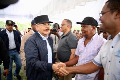 , Visita Sorpresa de Danilo fomentará cultivo de 6 mil tareas de cacao en Monte Plata
